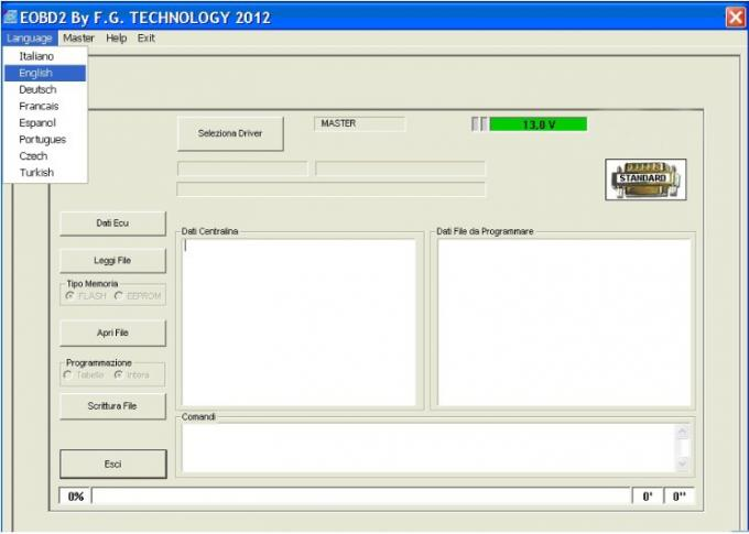 Neue Version V53 FGTECH Galletto 2-Master EOBD2