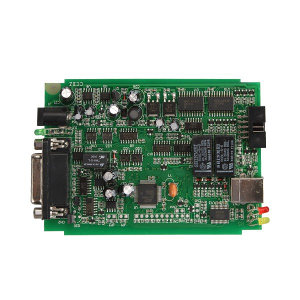 Funktion BDM-TriCore-OBD FGTech Galletto 4 PWB Board-1