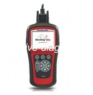 Maxidiag Elite MD701 OBDII Code Scanner Autel Diagnostic Tool with 4 Systems Diagnostic Asian Vehicles