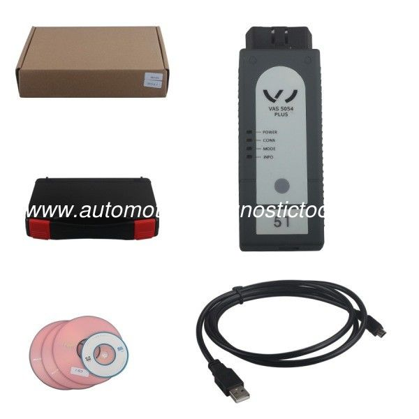 ODIS VAS5054 Plus Bluetooth VAG Automotive Diagnostic Tools ODIS V4.3.3 With OKI Chip