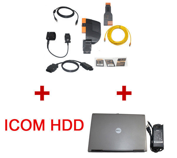 BMW ICOM ISIS ISID A+B+C Plus 2018.7 BMW ICOM Software BMW Diagnostic Tools with Dell D630