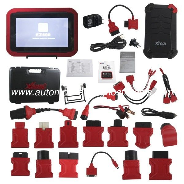 Xtool EZ400 Tablet Auto Diagnostic Tools Full Function For Transmission , Immobilizer