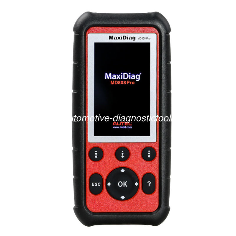 2018 New Arrival Autel MaxiDiag MD808 Pro Code Scanner Read  Code and Test BMS/EPB/SAS/Oil Reset/DPF systems