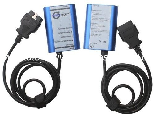 Super Volvo Dice Pro+ 2014D Latest Software Version Automotive Diagnostic Tools Supported Multi Language