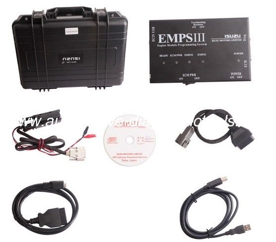 ISUZU EMPSIII Programming Plus Truck Diagnostic Tool 2012.5V