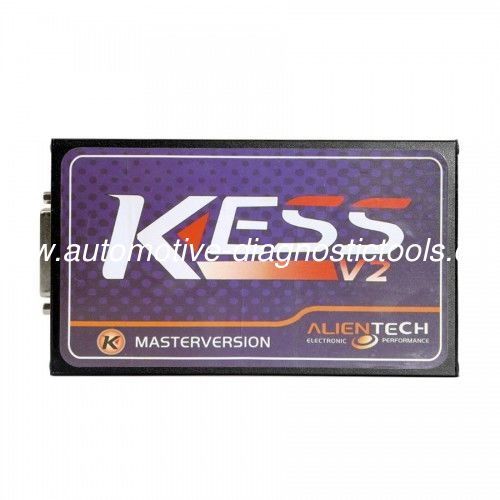 KESS V2 Auto ECU Programmer V2.37 FW V4.036 OBD2 Tuning Kit No Checksum Error