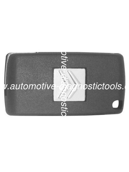 Citroen 3 Button 433MHZ Original Remote Key Shells / Key Blanks For Citroen