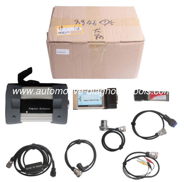 Durable Mercedes Benz Truck Diagnostic Scanner Super MB Star For Benz Cars / Trucks