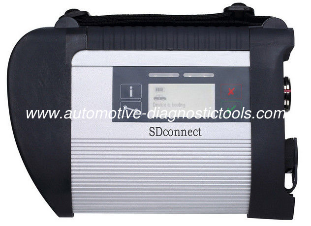 CE Mercedes Diagnostic Tool MB SD Connect Compact 4 Star Diagnosis Multiplexer