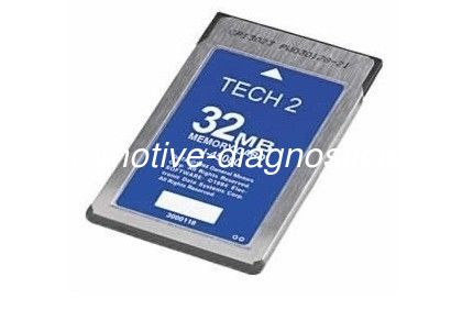 32MB Card with Auto Diagnostic Software For GM TECH2, OPEL, SAAB, ISUZU, SUZUKI