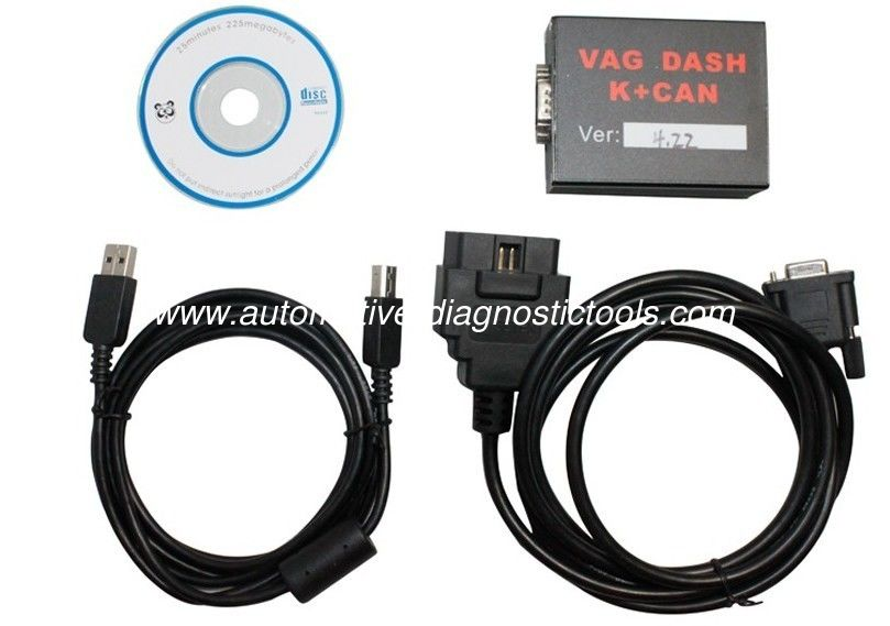 High Performance  DASH K CAN V4.22 Diagnostic Tools for VW / SEAT / SKODA
