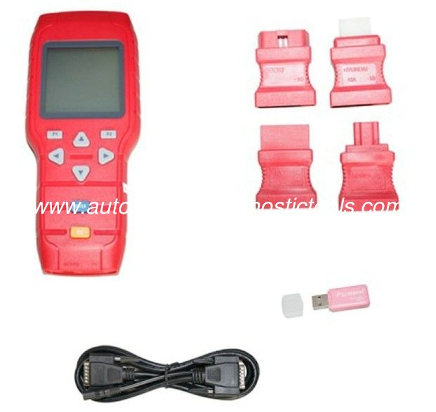 Handheld X-100+ Car Key Programmer Tool For Programming Keys In Immobilize Units