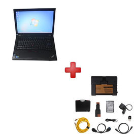 Super-Diagnose-Tools BMWs ICOM A2 BMW mit 2018.7V HDD plus Laptop Lenovo T410 stützen multi Sprachen