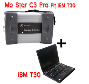 Mercedes-Diagnose-Tool MB-STERN C3 mit Laptop IBMs T30 für Mercedes-Auto, Bus, Sprint, Smart